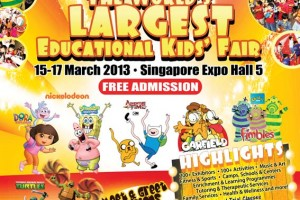 SmartKids Asia 2013 – Goodie Bag Giveaway