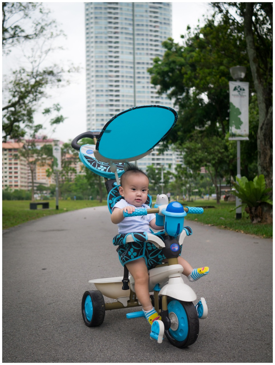 Product Review Smart Trike Dream