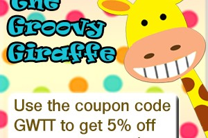 Back to School Sale at The Groovy Giraffe (with Special Discount Code)