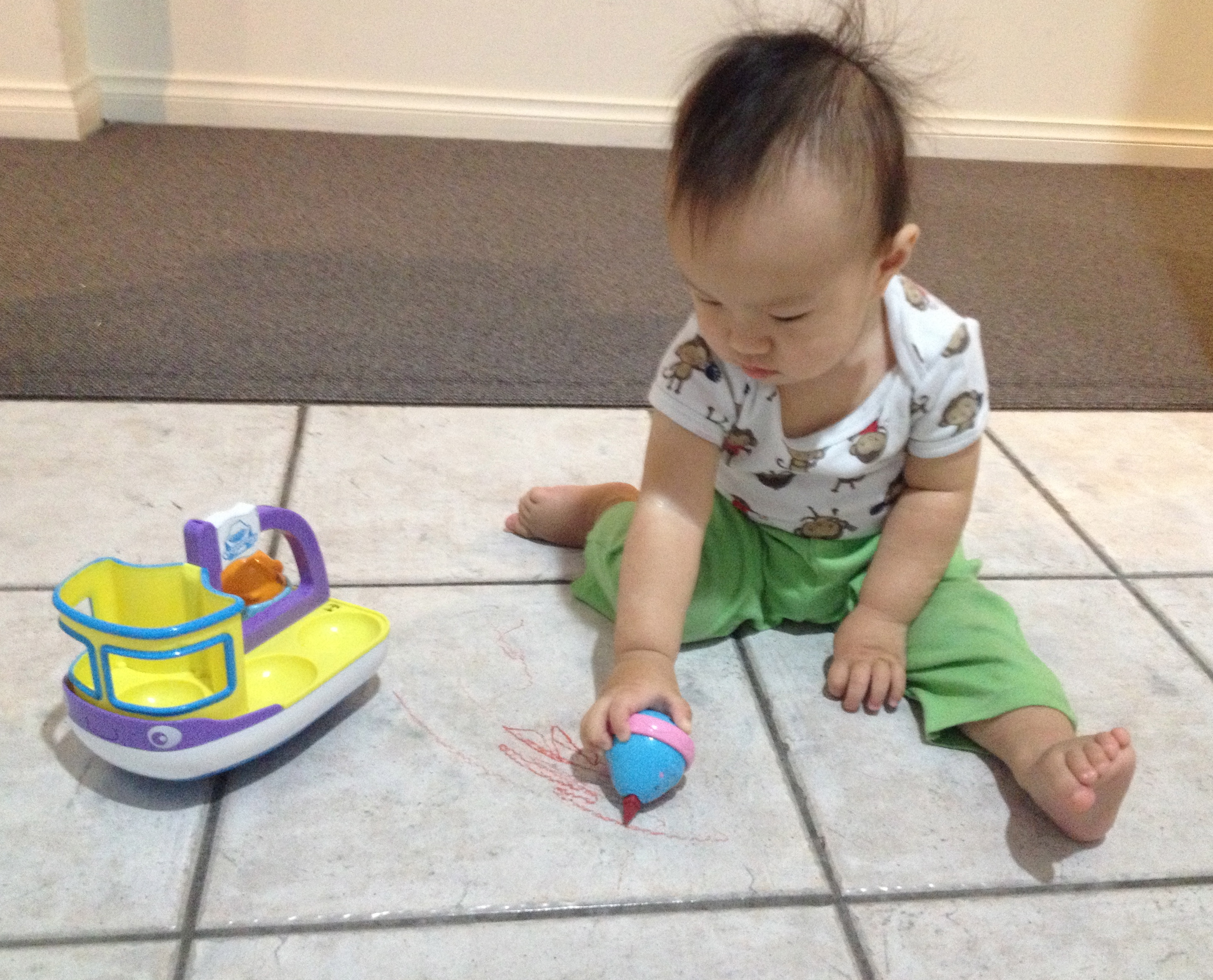 Developing fine motor skills in toddlers part 2 for Motor skills for toddlers