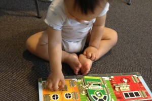 Developing Fine Motor Skills in Toddlers Part 1