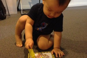 Developing Fine Motor Skills in Toddlers Part 2