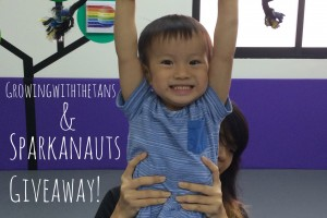 Review & Giveaway: Sparkanauts