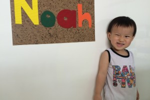 Homeschooling Fun: Learning the Alphabet Part 2