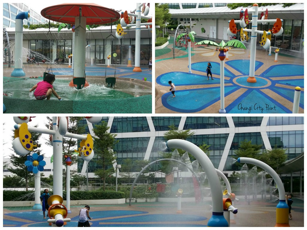 Changi City Point Collage