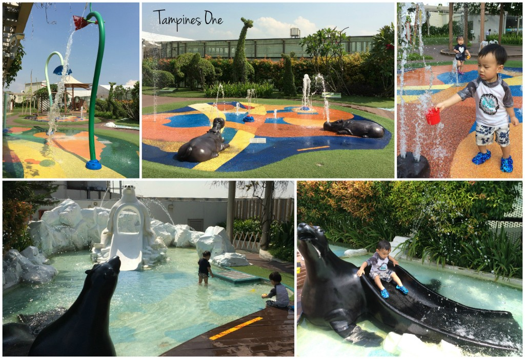 Tampines One Collage