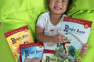 Friday Flips #30: Ranger Anne Series (Plus a Giveaway!)