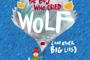 Giveaway: I Theatre's The Boy Who Cried Wolf