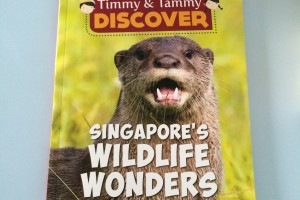Friday Flips #42: Timmy & Tammy DISCOVER Series: Singapore's Wildlife Wonders (Plus Giveaway!)