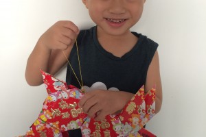CNY Red Packet Crafts: Big Fish, Small Fish