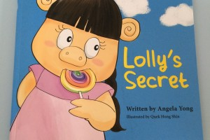 Friday Flips #47: Lolly's Secret (Plus Giveaway!)