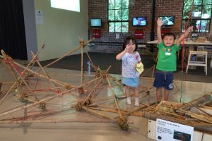 Playeum Singapore: Creating with Nature