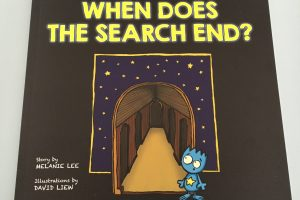 Friday Flips #55: When Does the Search End? (Plus Giveaway!)