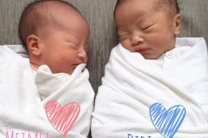 The Twins' Birth Story