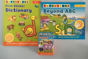 Friday Flips #65: Letterland (Plus a Giveaway!)