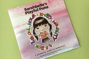 Friday Flips #70: Sarahbelle's Playful Puns