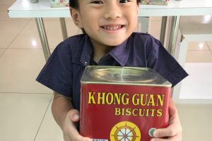 Khong Guan Biscuit Shop at Agus Salim