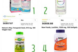 My iHerb Shopping List (Plus 5% off with code DRM056)