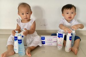 Didi and Meimei Talk About… their Skin Types and Favourite Mustela Products